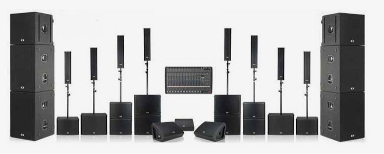Portable Sound System Rental