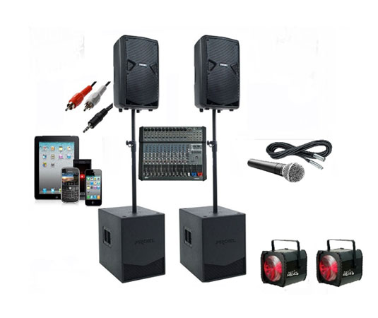 Party-Package-Sound-System