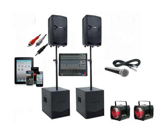 Sound System Amp Pa Rental Dublin Ireland Delivery Amp Setup