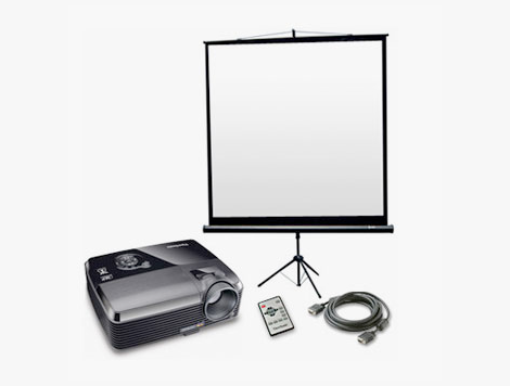 Projector Rental Dublin - Audiovisual