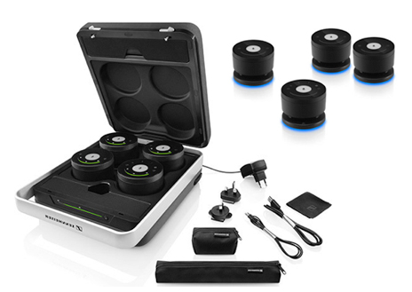TeamConnect Wireless from Sennheiser Rental