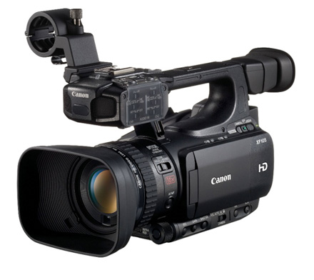Professional Camcorder Rental Ireland - Audio Visual Hire