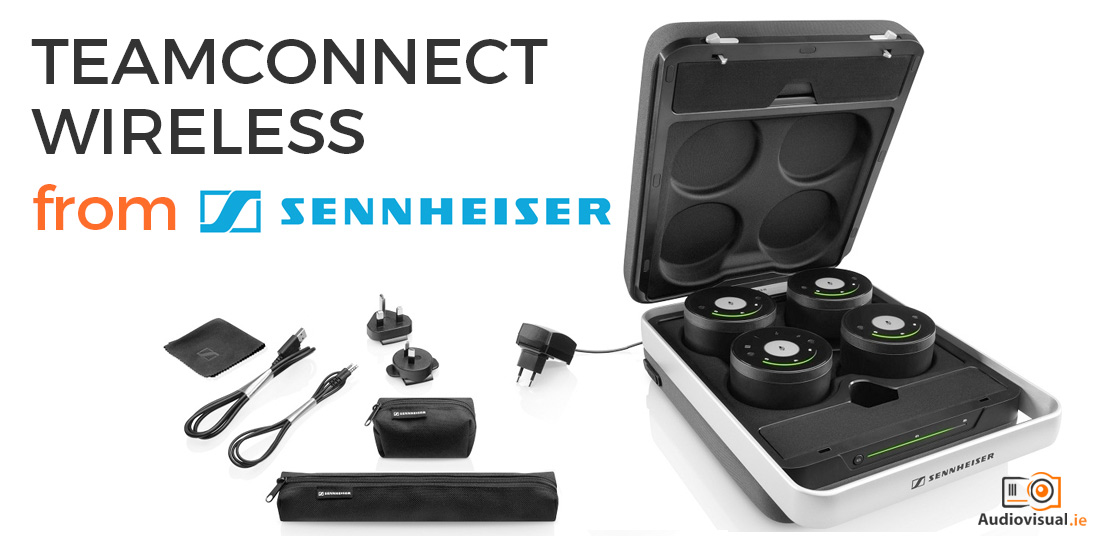 TeamConnect Wireless from Sennheister - Wireless Audio Solutions