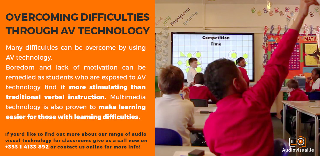Benefits of AV Technology for Classrooms