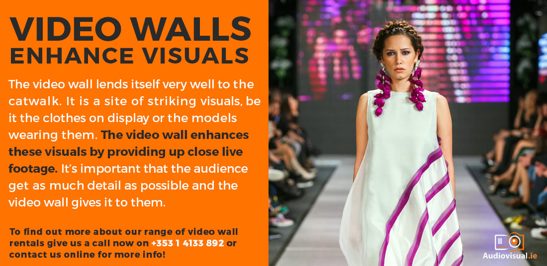Enhancing Visuals with Video Walls - Video Wall Hire