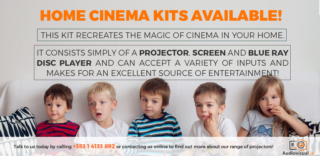 Home Cinema Kits Ireland - Audio Visual