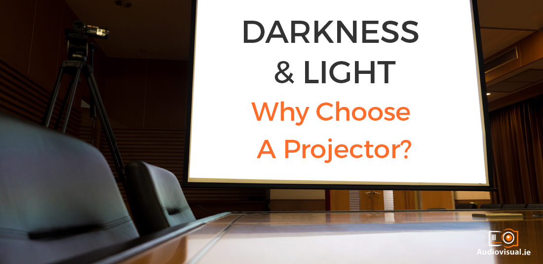 Why Choose A Projector - Project Home Cinema Rental Dublin