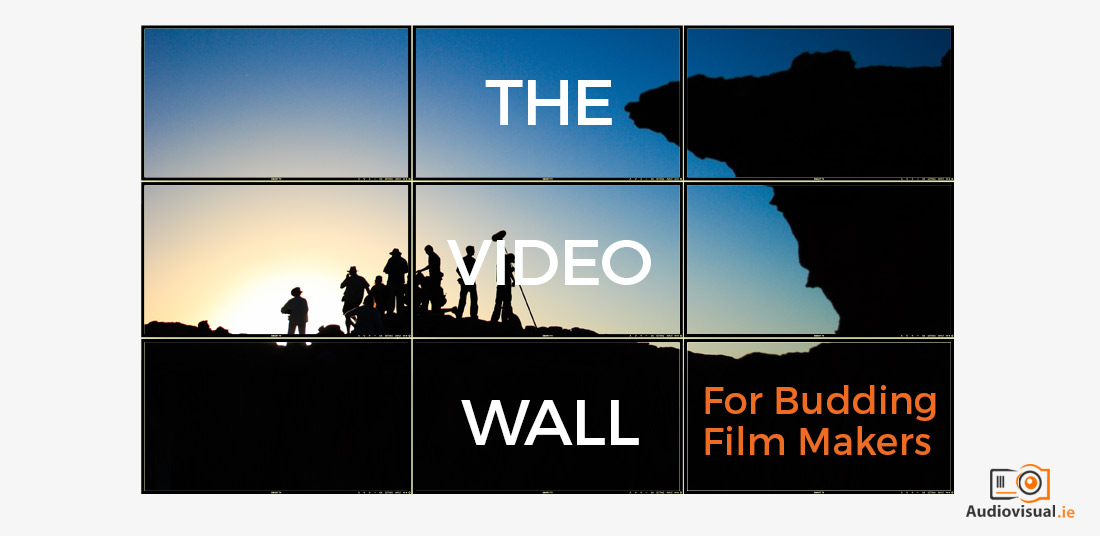 Video Wall for Film Makers - Video Wall Rental Ireland