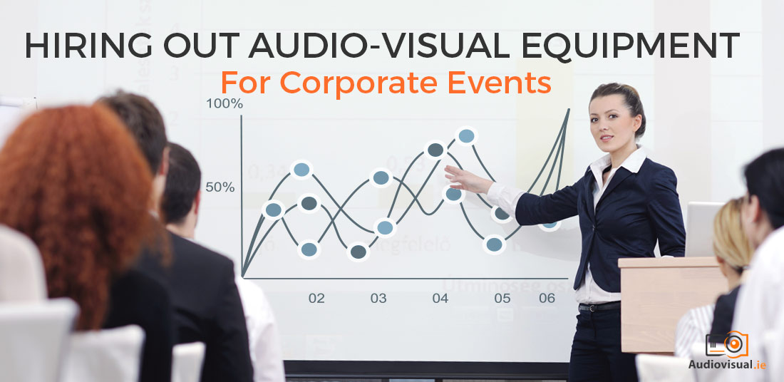 Hiring Out Audio-Visual Equipment For Corporate Events