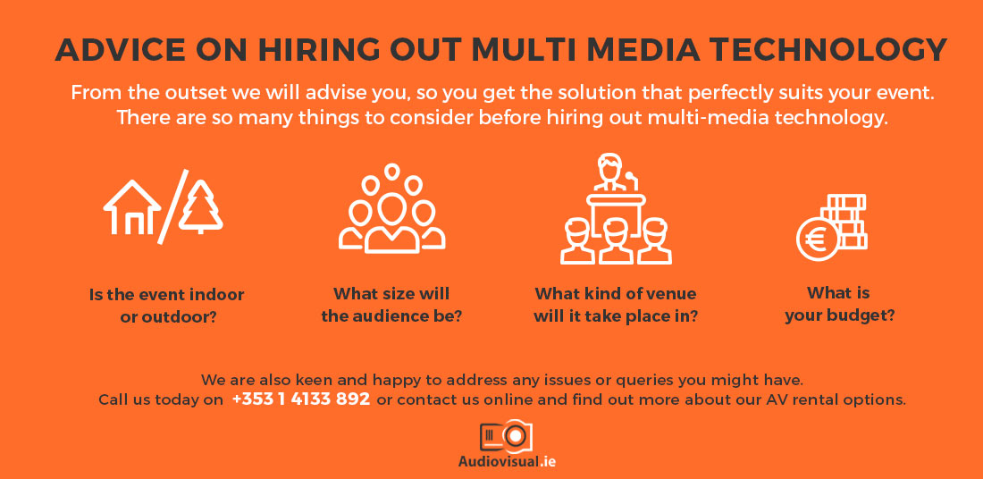 Advice Hiring Multi Media Technology