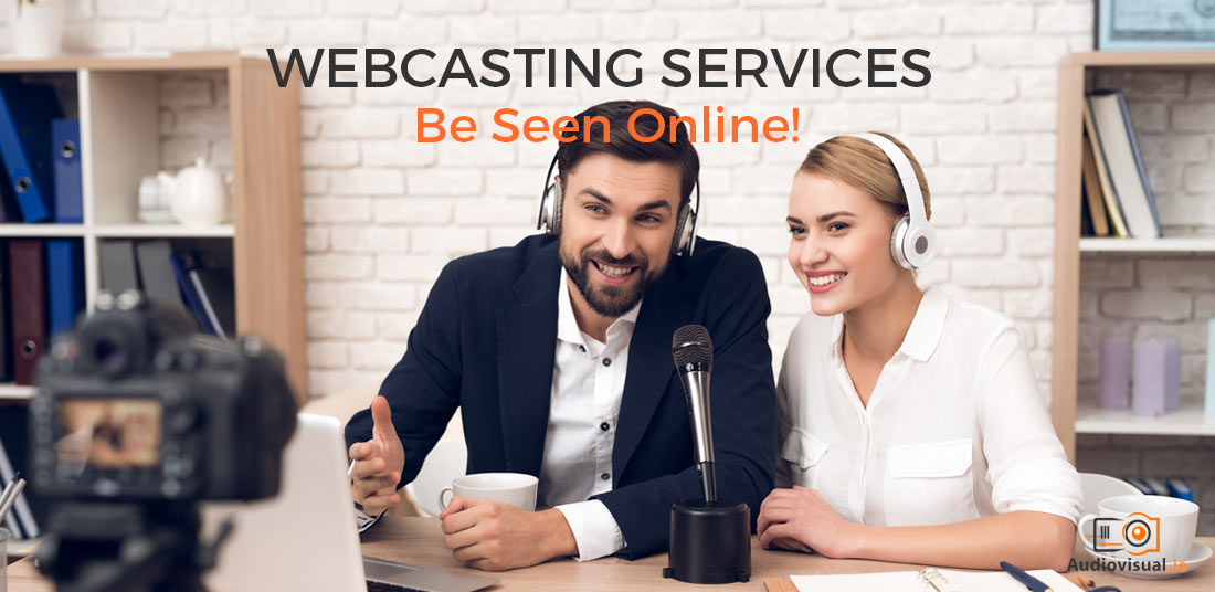 Webcasting Services Ireland - Audio Visual Rental