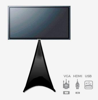 Flatscreen Packages - Audiovisual Rental Dublin