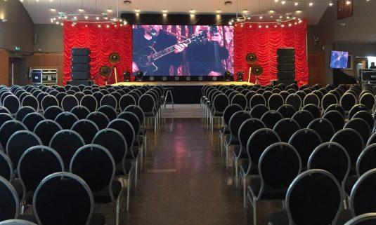 LED Rental Dublin - Private Event - Audiovisual
