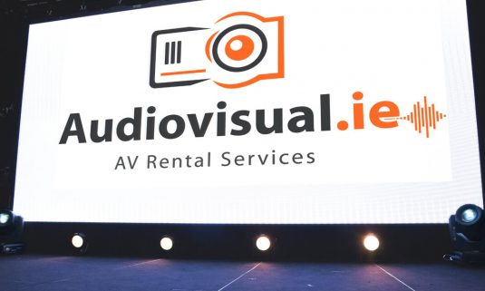LED Screen Rental Conference - Ireland - Audiovisual