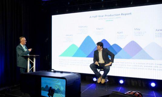 LED Wall Conference Rental - Ireland - Audiovisual